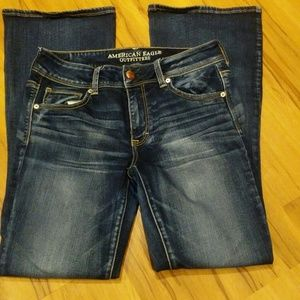 American Eagle Outfitters Kick boot Jeans(10)